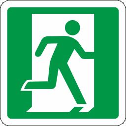 Евакуаційні знаки безпеки